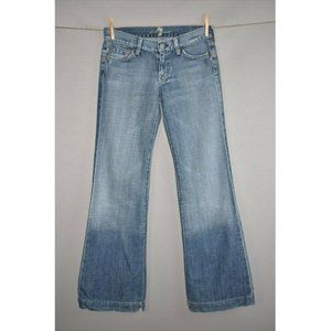 7 FOR ALL MANKIND Dojo Wide Leg Jean